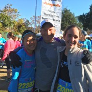 Well Done, All Turkey Trotters!
