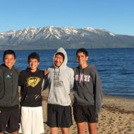 Relay Around Lake Tahoe:  Now THAT is some REAL Summer Running!